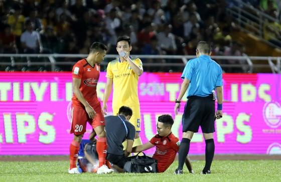 Đá bù Nuti Café V-League 2018: Thầy trò Miura thua trắng đội bóng xứ Nghệ ảnh 2