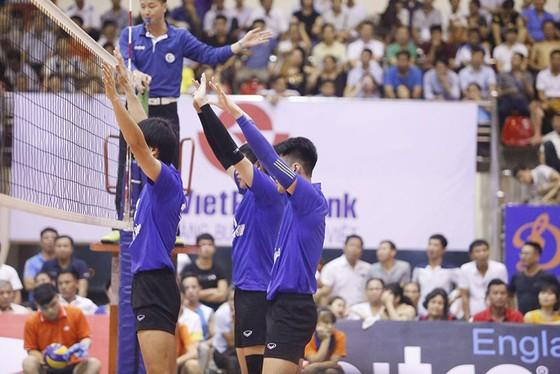 Chung kết nam Cúp Hùng Vương 2018: Tràng An Ninh Bình lên ngôi ngoạn mục ảnh 1
