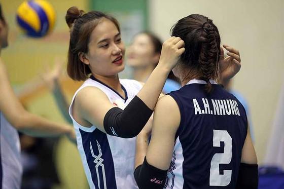 Cúp bóng chuyền nữ quốc tế VTV9 Bình Điền 2018: Thổn thức cùng những cô nàng xinh đẹp ảnh 5