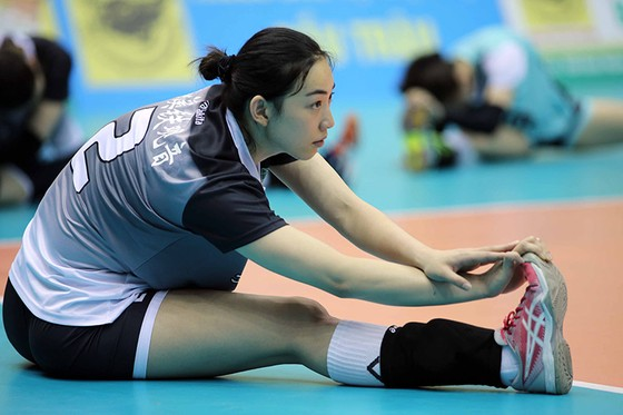 Cúp bóng chuyền nữ quốc tế VTV9 Bình Điền 2018: Thổn thức cùng những cô nàng xinh đẹp ảnh 7