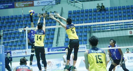Cúp bóng chuyền nam quốc tế Liên Việt 2018: Việt Nam hài lòng với tấm HCĐ ảnh 1