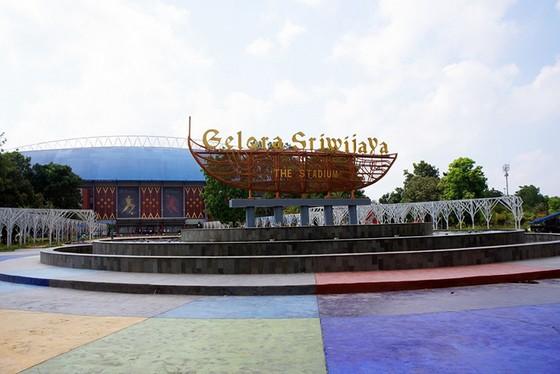 Khu Jakabaring là nơi ở của 10.000 VĐV tham gia thi đấu tại Palembang. Ảnh: The Jakarta Post
