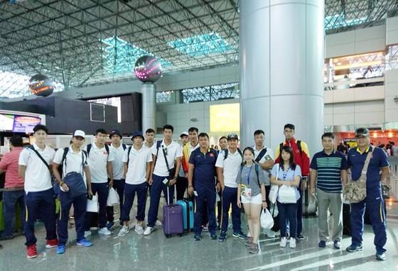 Môn bóng chuyền tại Asiad 2018: Tự tin lên đường! ảnh 1
