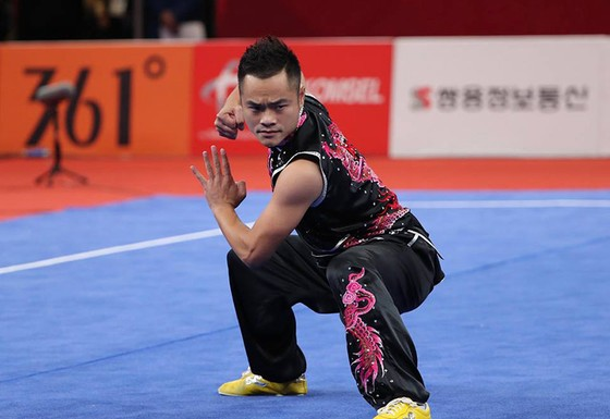 Wushu: Phạm Quốc Khánh xếp hạng nhì Nam quyền ảnh 1