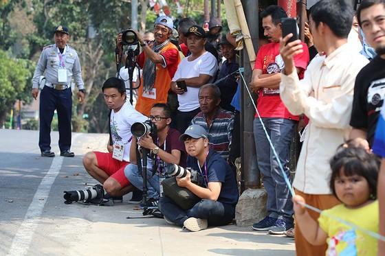 Xe đạp: Nguyễn Thị Thật đuối sức đoạn cuối, trắng tay huy chương ảnh 2