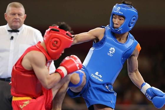 Wushu: Võ sĩ Bùi Trường Giang đoạt HCB hạng cân 56kg ảnh 3