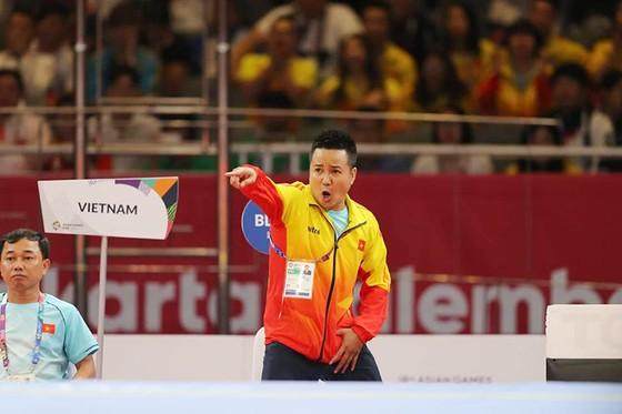 Wushu: Võ sĩ Bùi Trường Giang đoạt HCB hạng cân 56kg ảnh 2