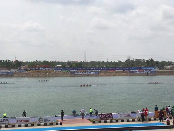 Rowing: Các tay chèo nữ giành thêm 1 tấm HCB ảnh 2