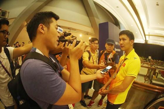 Karatedo: Quả cảm vào chung kết, Nguyễn Minh Phụng đoạt HCB ảnh 5