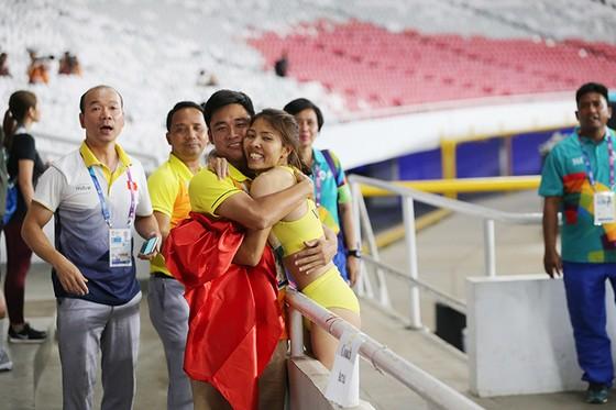 Điền kinh: Chỉ cần 1 lần nhảy, Bùi Thị Thu Thảo tạo nên lịch sử ở Asiad 2018 ảnh 3