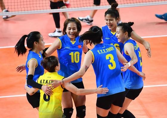 Bóng chuyền: Nam đụng Kyrgyzstan, nữ tái đấu Indonesia ảnh 3
