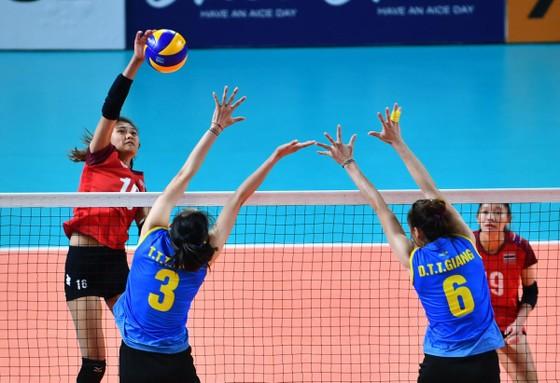 Bóng chuyền: Nam đụng Kyrgyzstan, nữ tái đấu Indonesia ảnh 2