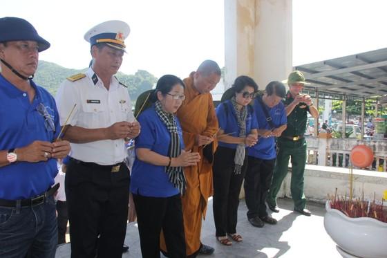 TPHCM xây tặng nhiều công trình dân sinh trên Hòn Đốc    ảnh 4