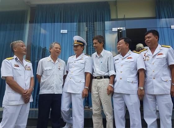 Họp mặt kỷ niệm 57 năm ngày mở đường Hồ Chí Minh trên biển  ảnh 1
