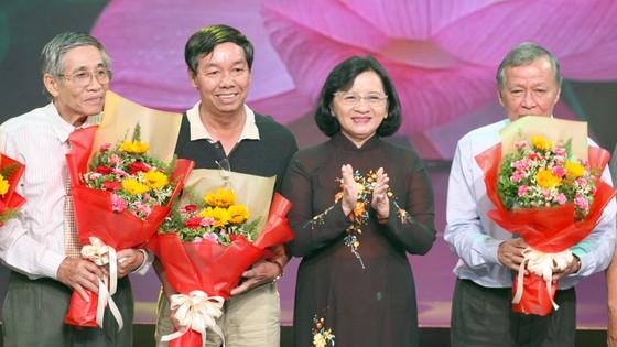 Báo Sài Gòn Giải Phóng đạt giải B về học tập, làm theo gương Bác ảnh 1