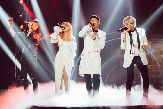 Ca sĩ Lam Trường và Noo Phước Thịnh lần đầu tiên kết hợp trên sân khấu Làn sóng xanh Next Step ảnh 2