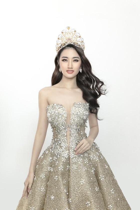Hoa hậu Thu Ngân rạng rỡ kêu gọi tuyển sinh cuộc thi Hoa hậu Bản sắc Việt Toàn cầu 2018  ảnh 3