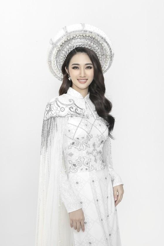 Hoa hậu Thu Ngân rạng rỡ kêu gọi tuyển sinh cuộc thi Hoa hậu Bản sắc Việt Toàn cầu 2018  ảnh 1