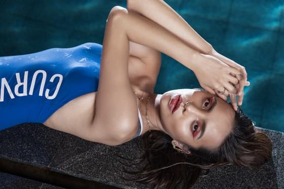 """Top 10 thí sinh The Face """"đốt mắt"""" với bộ ảnh bikini nóng bỏng ảnh 5"""