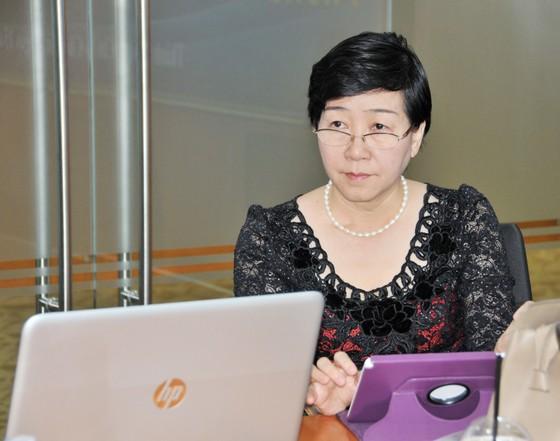 Giao lưu trực tuyến về phòng ngừa các bệnh học đường ảnh 1