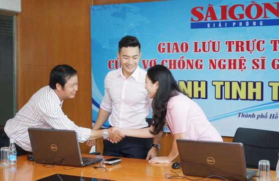 """Giao lưu trực tuyến """"Sức mạnh tinh thần Việt"""" ảnh 8"""