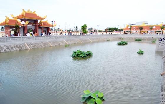Khánh thành Thiền viện Trúc Lâm Hậu Giang ảnh 2