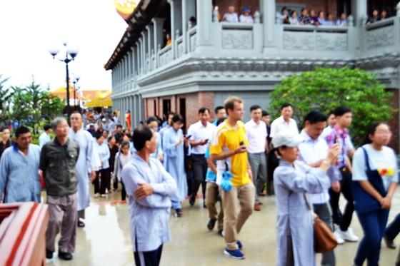 Khánh thành Thiền viện Trúc Lâm Hậu Giang ảnh 3