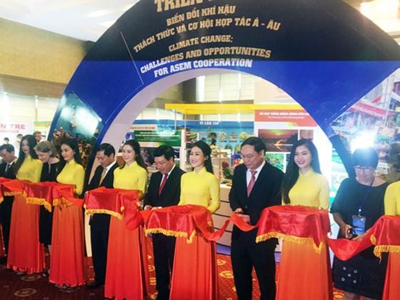 Phó Thủ tướng Phạm Bình Minh: ASEM cùng hành động mạnh mẽ ứng phó biến đổi khí hậu ảnh 3