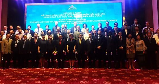 Phó Thủ tướng Phạm Bình Minh: ASEM cùng hành động mạnh mẽ ứng phó biến đổi khí hậu ảnh 5