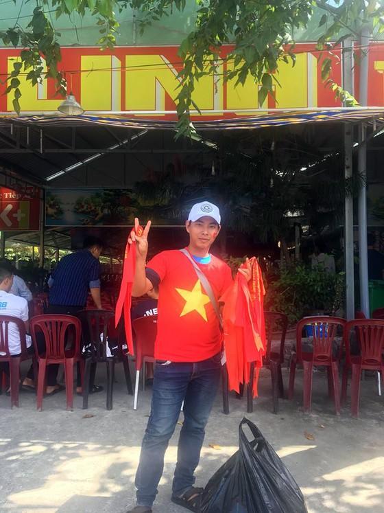 Không khí trận cầu Việt Nam và Hàn Quốc bắt đầu nóng lên