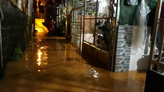 Đà Lạt: Mưa dữ dội, nhiều nơi ngập nặng ảnh 4