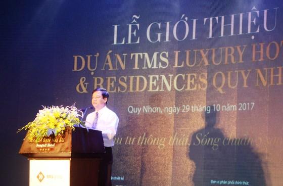 Ra mắt dự án tổ hợp khách sạn, căn hộ du lịch 42 tầng, cao nhất TP biển Quy Nhơn, Bình Định ảnh 1