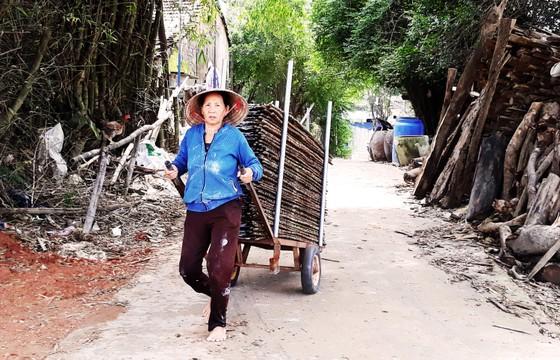 Làng nghề truyền thống An Thái rộn ràng vào vụ tết ảnh 6