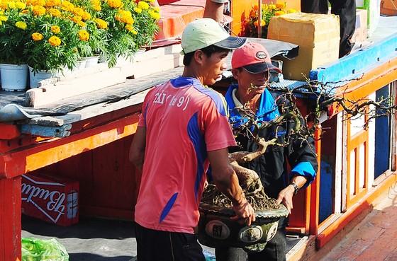 Tết theo những con tàu ra đảo Nhơn Châu ảnh 3
