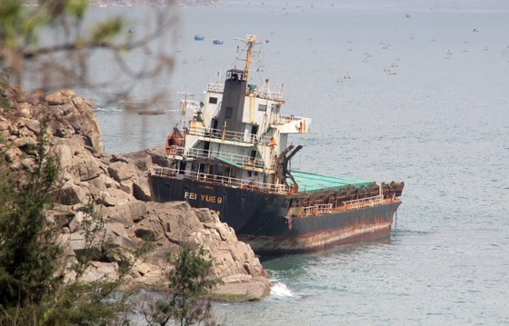 """""""Nghĩa địa"""" tàu đắm ở Quy Nhơn bao giờ mới được giải cứu ? ảnh 2"""