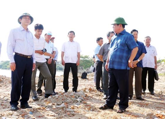 Bí thư Tỉnh ủy Bình Định: Nếu cần thiết, không cho DN làm cảng xăng dầu tại đầm Thị Nại ảnh 3