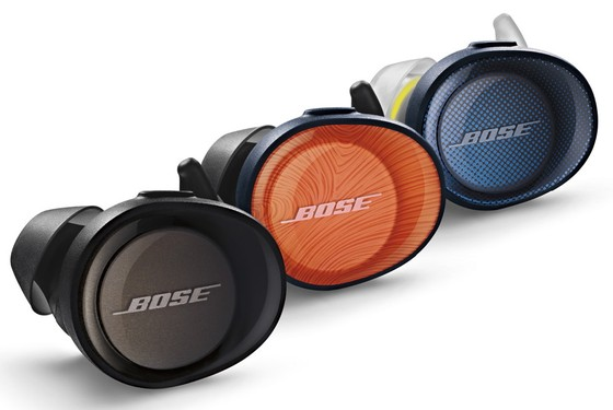 Tai nghe không dây Bose SoundSport Free trình làng