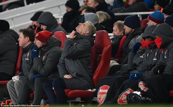 4 ngày, Wenger thua đậm Pep Guardiola 2 lần ảnh 6
