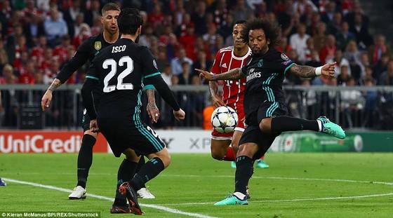 Marcelo gỡ hòa, Asensio ấn định chiến thắng ảnh 9