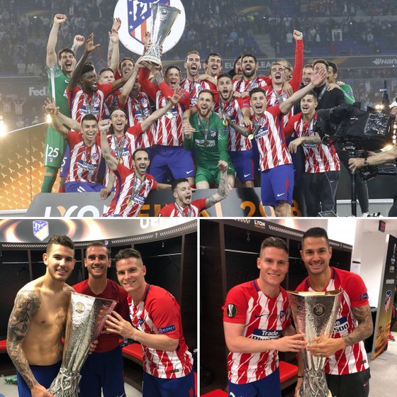 Lần 3 đăng quang, Griezmann chói sáng, Torres chia tay ngọt ngào ảnh 6