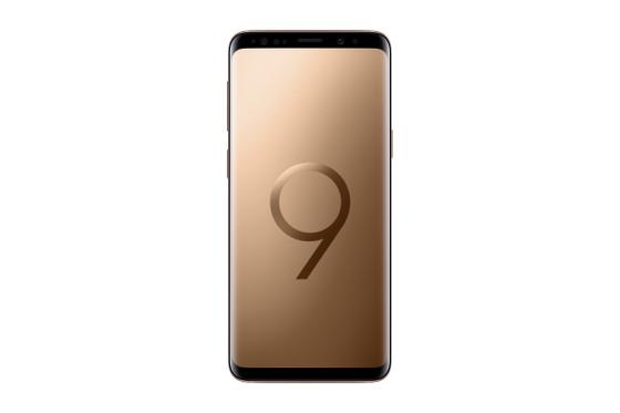 Samsung Galaxy S9+ màu Hoàng kim lên kệ 22-6