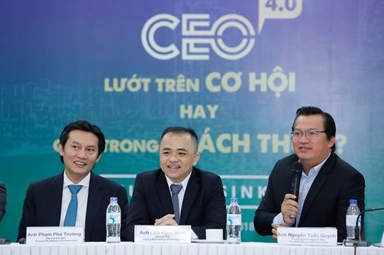 CEO 4.0: Lướt trên cơ hội hay Chìm trong thách thức? ảnh 1