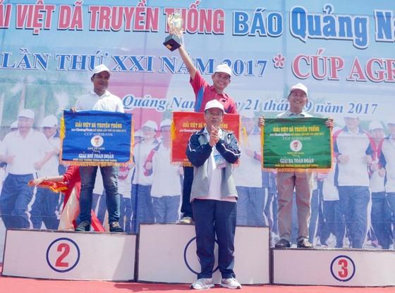 Hơn 2.000 vận động viên tham dự Giải Việt dã truyền thống Báo Quảng Nam ảnh 4