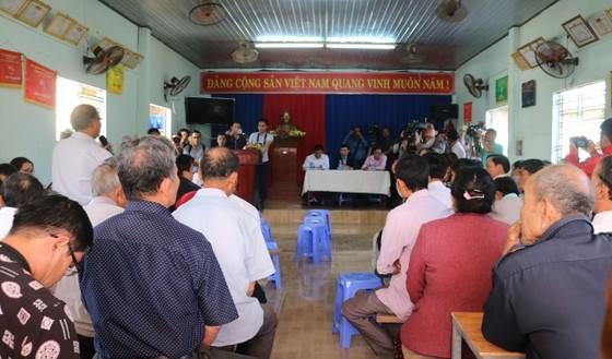 Tạm dừng cuộc đối thoại với người dân Đà Nẵng về vấn đề của nhà máy thép Dana Ý ảnh 1