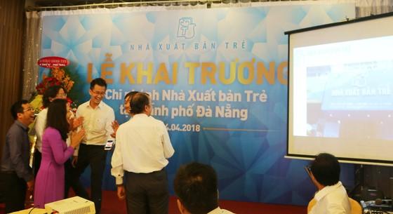 Nhà Xuất bản Trẻ chính thức có chi nhánh tại Đà Nẵng ảnh 1