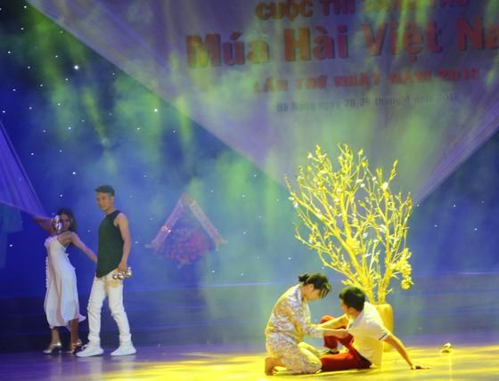 Khai mạc cuộc thi Sáng tác múa hài Việt Nam lần thứ nhất ảnh 3