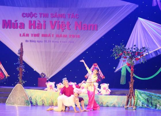 Khai mạc cuộc thi Sáng tác múa hài Việt Nam lần thứ nhất ảnh 1