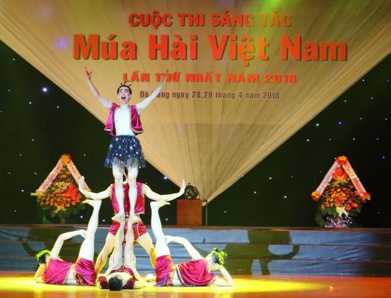 Khai mạc cuộc thi Sáng tác múa hài Việt Nam lần thứ nhất ảnh 2