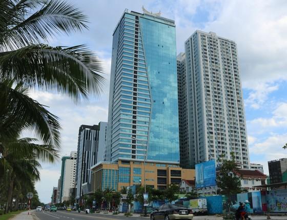 Đà Nẵng quyết liệt cưỡng chế tháo dỡ tổ hợp khách sạn Mường Thanh  ảnh 1