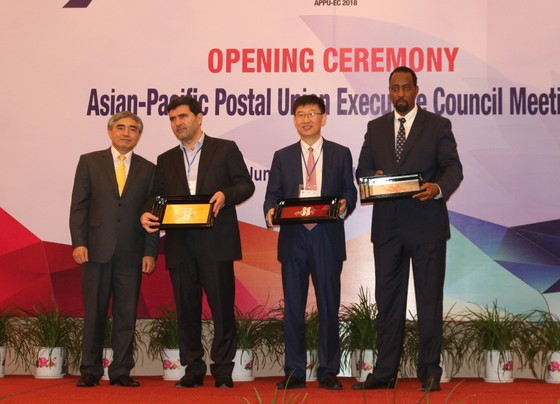 Hội nghị Hội đồng chấp hành của Liên minh Bưu chính khu vực Châu Á – Thái Bình Dương 2018 ảnh 3